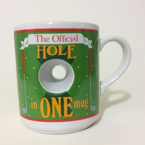 Papel Coffee Mug Cup Golf Hole In One 14 Oz